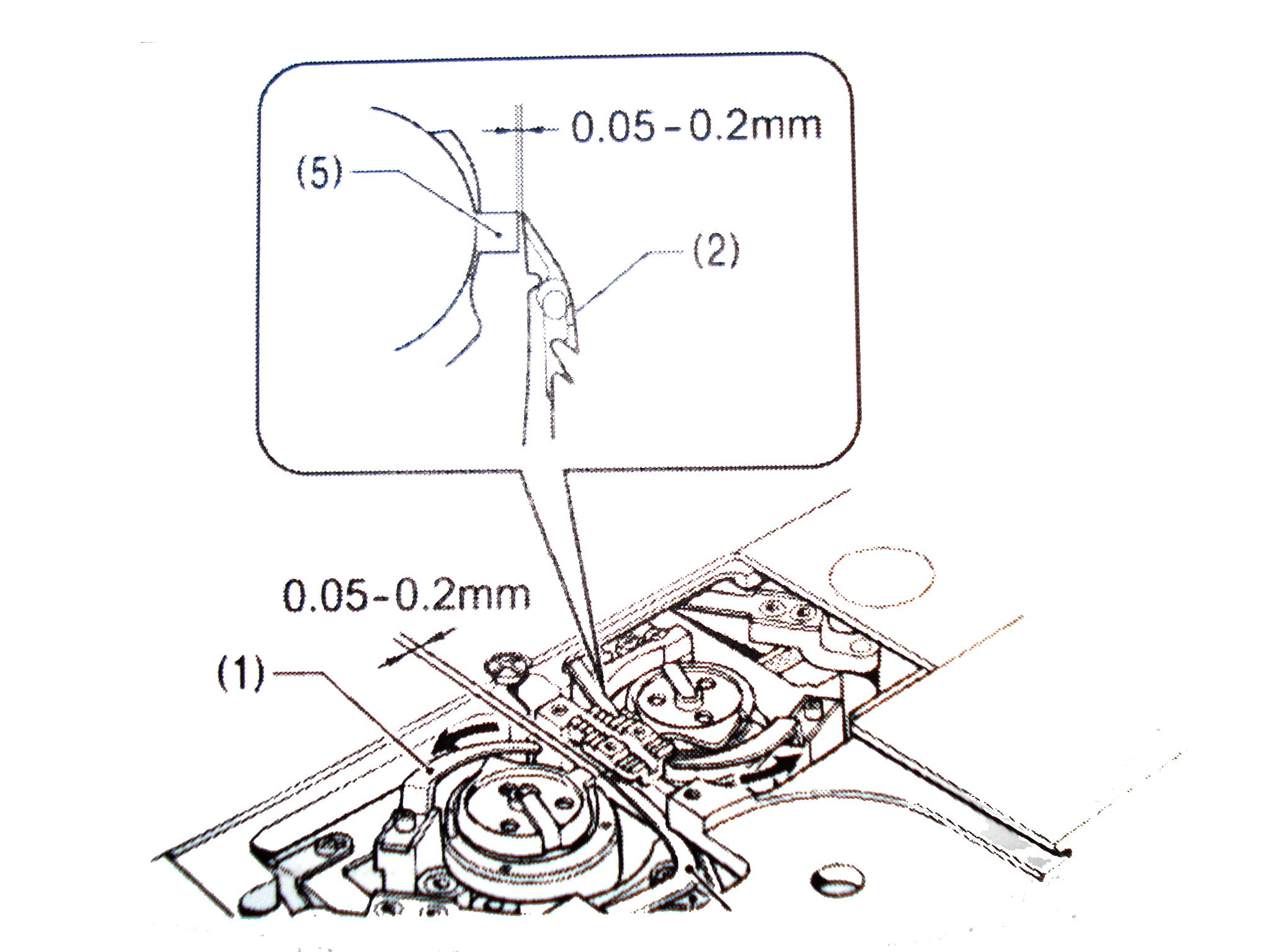产品标题: 富山缝纫机h9200系列(电脑直驱双针机)
