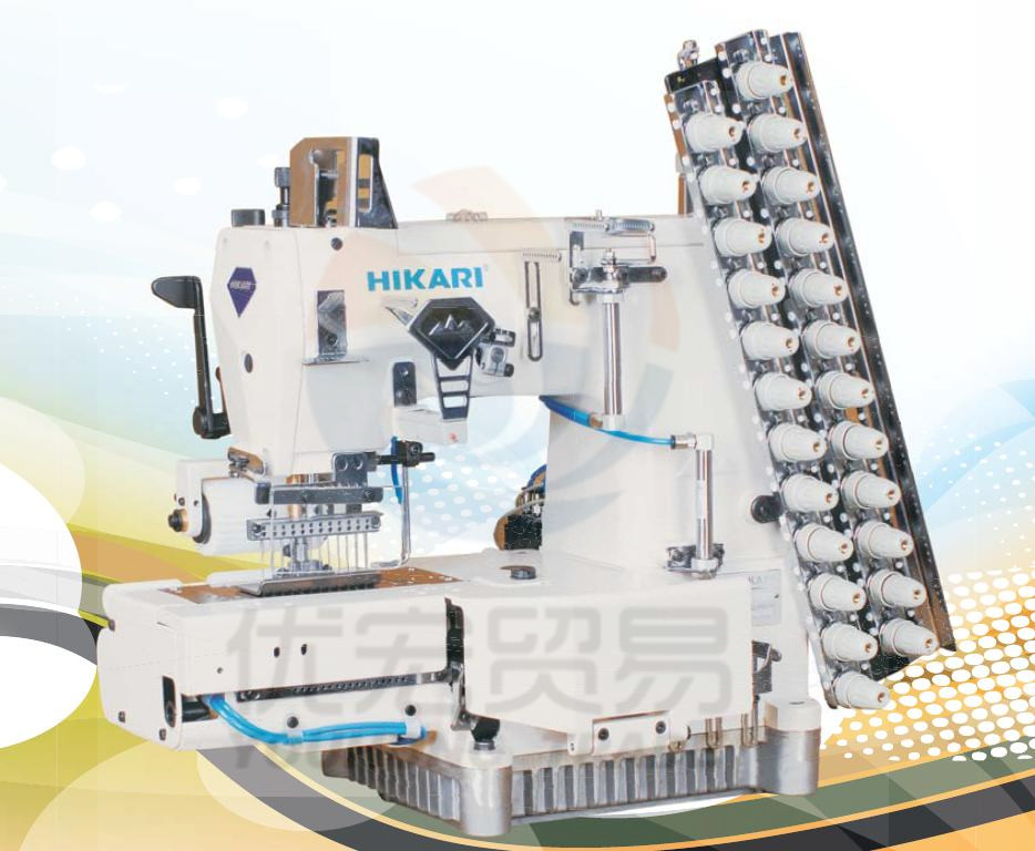 富山绷缝机HW800