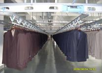 圣瑞思智能服装生产吊挂系统