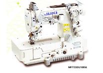 重机缝纫机MF-7700系列MF-7723 3针双面装饰缝缝纫机平台绷缝机大方头