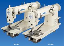 重机缝纫机MH-380/MH-382 双针双重环缝缝纫机双针车