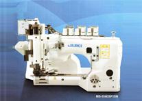 重机缝纫机MS-3580三针曲臂双链缝缝纫机
