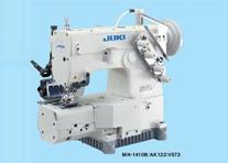 重机缝纫机MH-1410A 高速针送双链缝筒式缝纫机