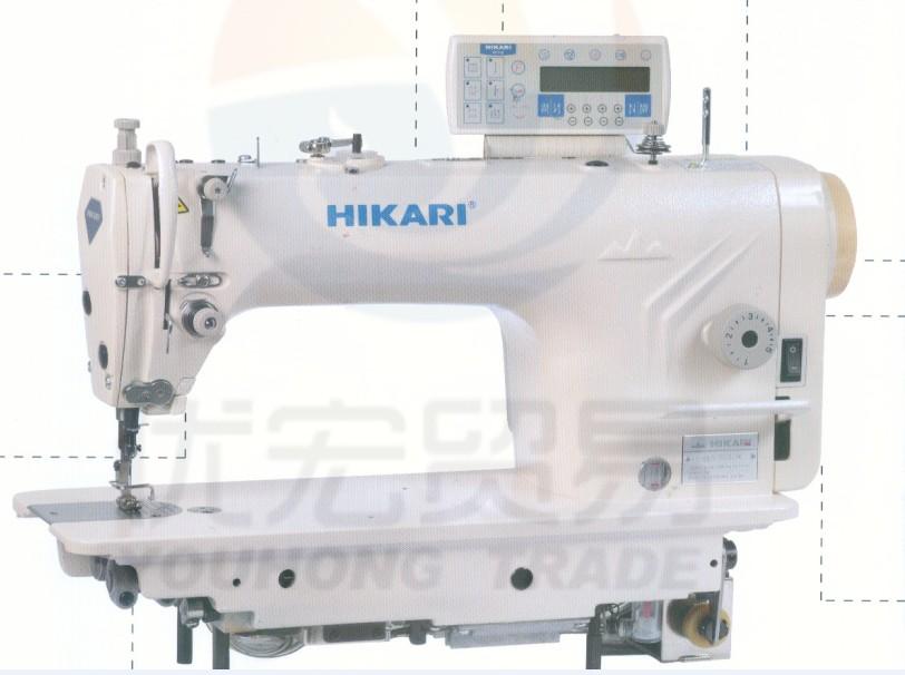 富山缝纫机H9180-7集成电脑直驱机电高速平缝机电脑平车