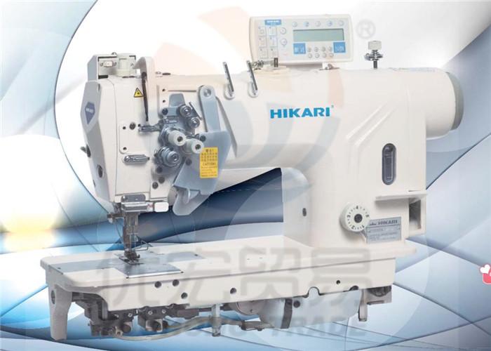 富山缝纫机H9200系列(电脑直驱双针机)