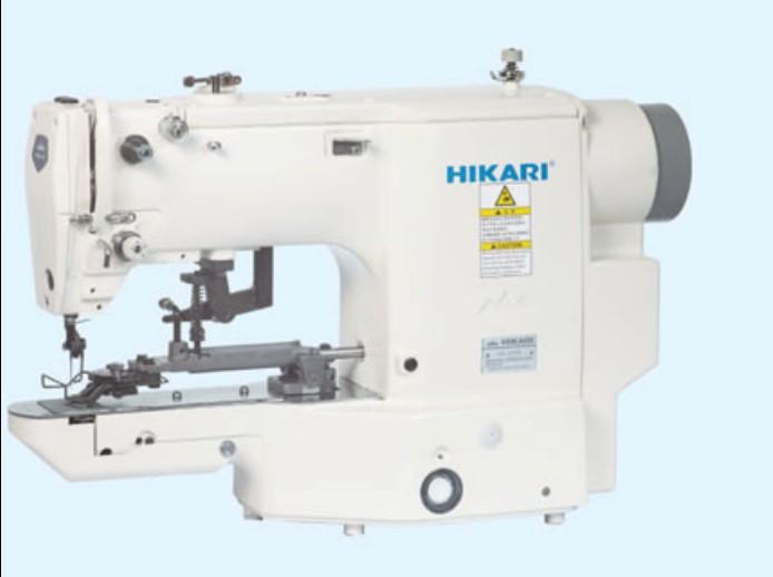 富山缝纫机HK-438D-A直驱电子钉扣机(含电控)